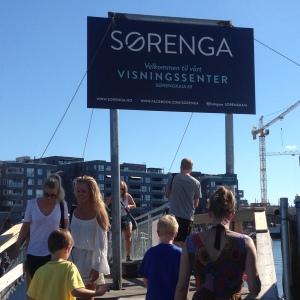 Causeway to Sørenga