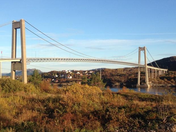 Nærøysund Bridge