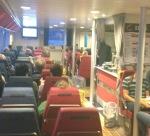 Aboard the Fjorddrott