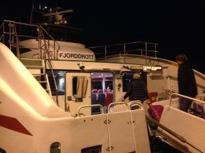 510 Ferry, end - return
