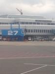 Bergan Lufthavn, Flesland