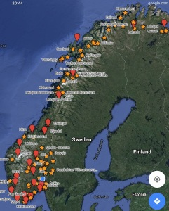 Asylmottakene map Nov 2015 afteposten.no
