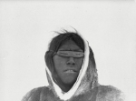 Indigenous Beauty - Western Arctic Sunglasses Historical Photo